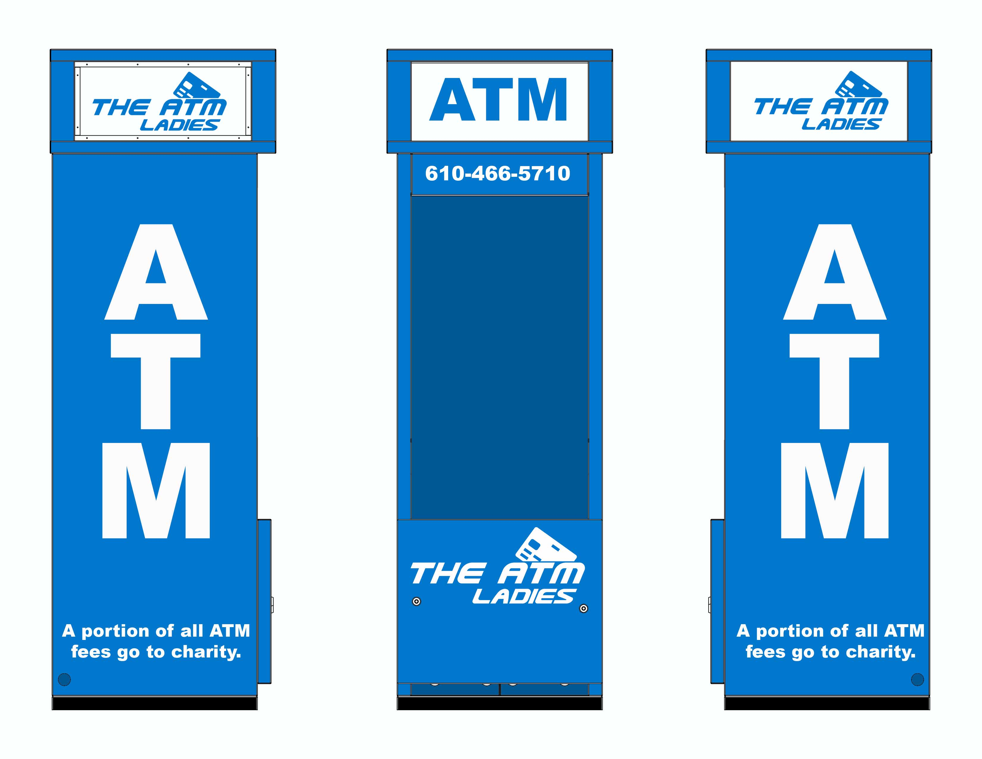 how can i get an atm machine in my business